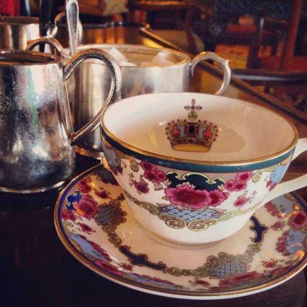 Afternoon Tea At The Fairmont Empress Black Ball Ferry