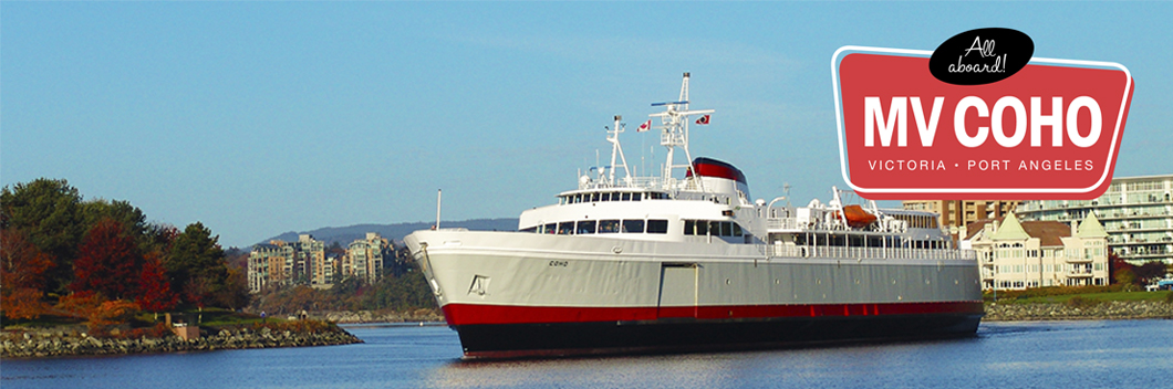 Black Ball Ferry Line Daily Departures To Victoria And